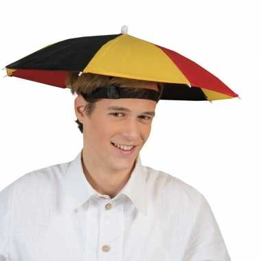 Belgisch paraplu hoed