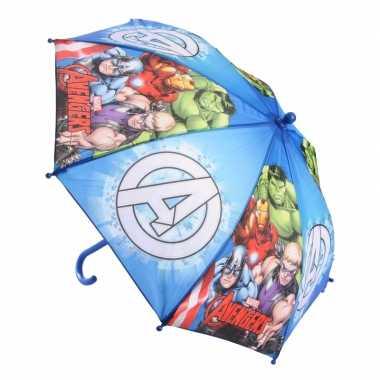 Kinder paraplu avengers