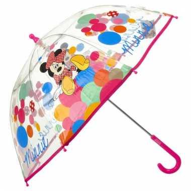 Kinder paraplu minnie mouse