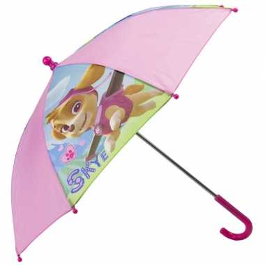 Kinder paraplu paw patrol