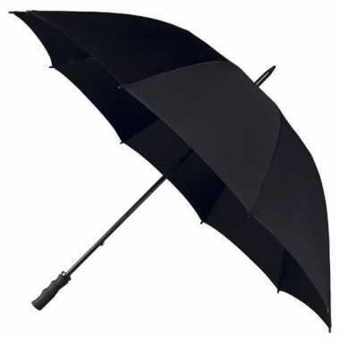 Stormparaplu zwart