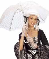 Kanten paraplu dames