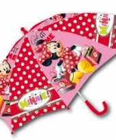 Kinder paraplu disney minnie mouse